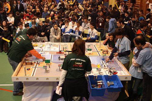 FIRST LEGO League (FLL) está aquí: ¿a qué se debe su enorme éxito? 4