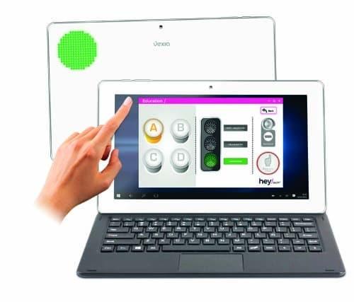 Clases más interactivas con hey!tech 2