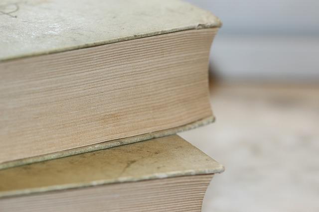 Libro antiguo Pixabay