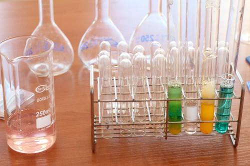 Mezclas de química