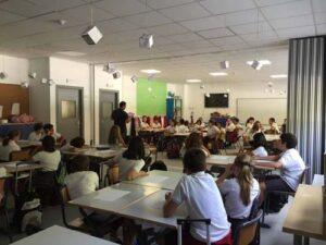colegio mirasur - clase