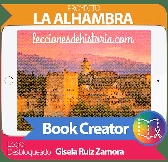 Guías turísticas digitales e interactivas de la Alhambra en el IES Cartima, Málaga 1