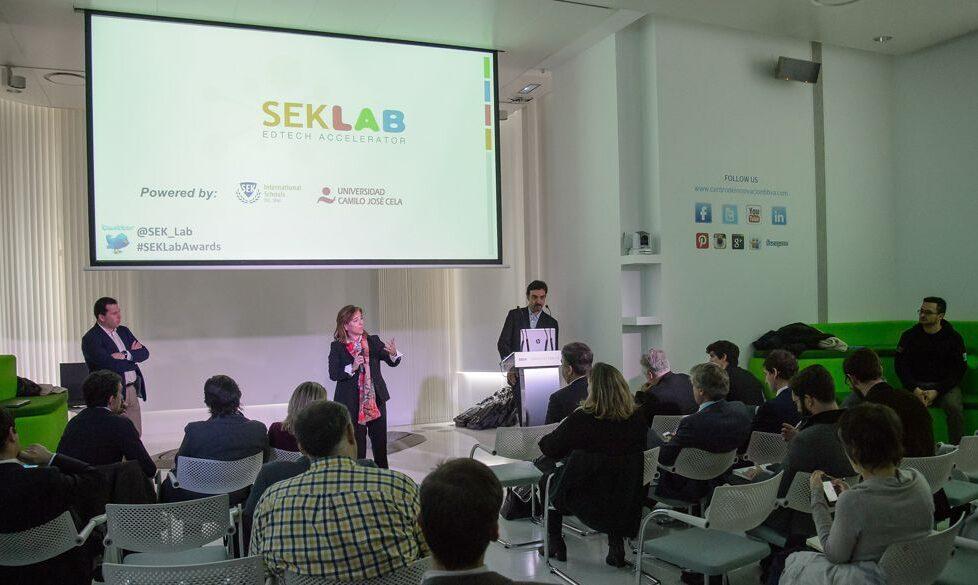 Elegidas las 8 startups más innovadoras que participarán en SEK LAB 3