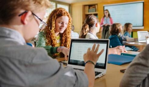 Aprendizaje colaborativo gracias a SMART