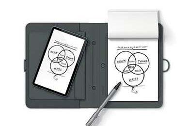 Bamboo Spark, un cuaderno inteligente para digitalizar apuntes 1