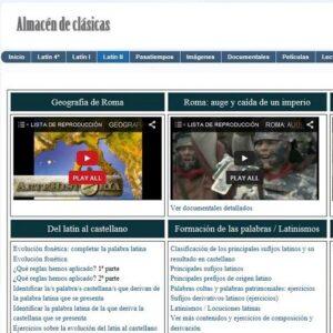 10 blogs para las asignaturas de Latín y Griego 3