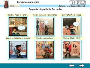 15 recursos para conocer la vida y obra de Miguel de Cervantes 10