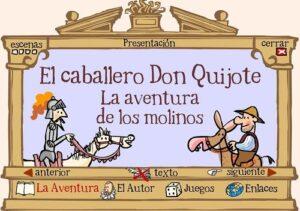 15 recursos para conocer la vida y obra de Miguel de Cervantes 9