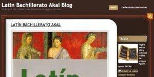 10 blogs para las asignaturas de Latín y Griego 6