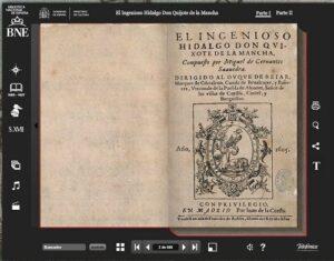 15 recursos para conocer la vida y obra de Miguel de Cervantes 3