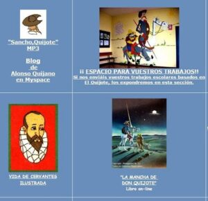 15 recursos para conocer la vida y obra de Miguel de Cervantes 5