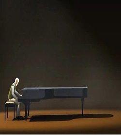 corto de animación El piano