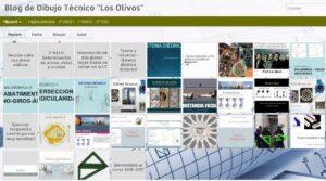 Blogs de Dibujo Técnico para Bachillerato 7