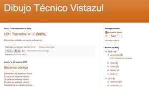 Blogs de Dibujo Técnico para Bachillerato 10