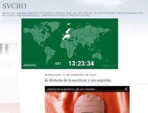 10 blogs para las asignaturas de Latín y Griego 4