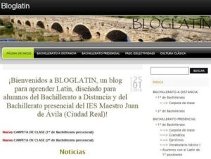 10 blogs para las asignaturas de Latín y Griego 5