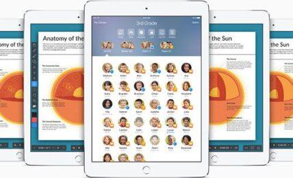 Con iOS 9.3, Apple puja fuerte por el iPad como dispositivo para educación 2