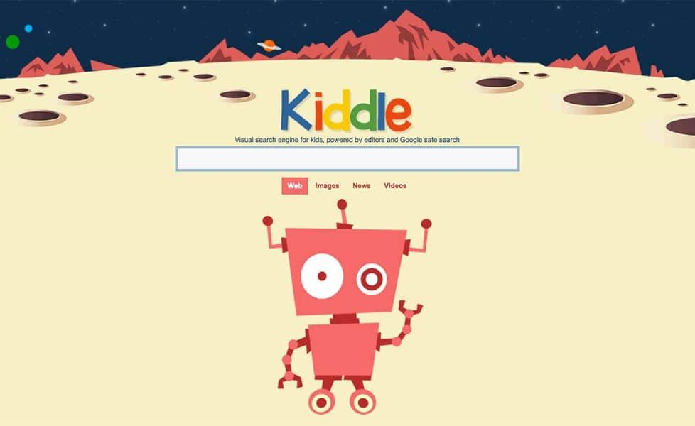 Kiddle, un buscador seguro diseñado para menores 1