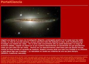 Recursos de Astronomía para Secundaria 8