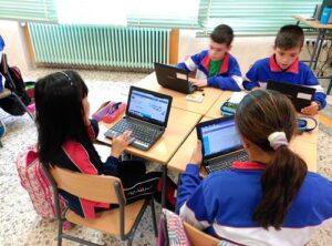 red de escuelas de talento