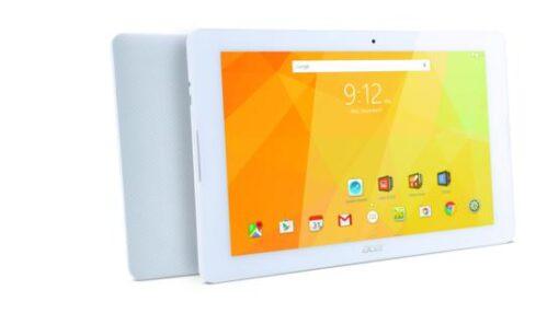 Pantalla dividida en la tableta Acer Iconia One 10 5