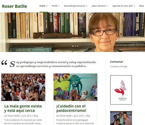 Blog de Roser Batlle