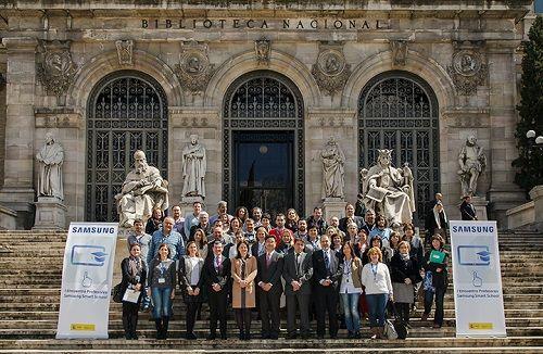 Madrid acoge el II Encuentro de Profesores Samsung Smart School