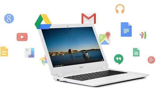 Chromebooks, los portátiles que triunfan en las aulas de Estados Unidos 2