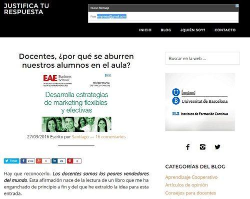 blog de Santiago Moll