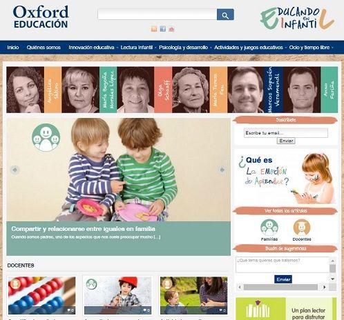 Todo lo que quieres saber sobre Educación Infantil con Oxford