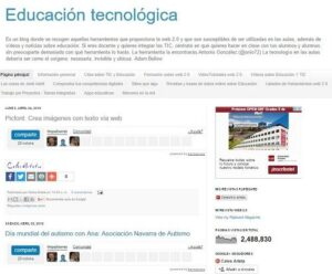 55 blogs imprescindibles de docentes 14