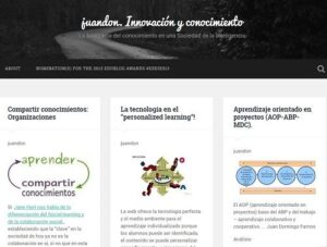 55 blogs imprescindibles de docentes 15