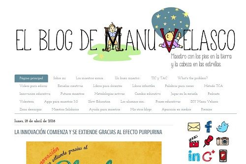 blogs Manu Velasco