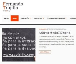 55 blogs imprescindibles de docentes 5