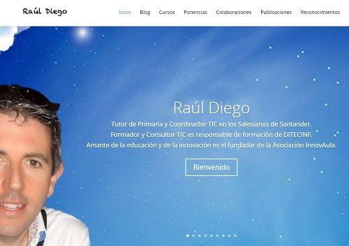 blog Raúl Diego