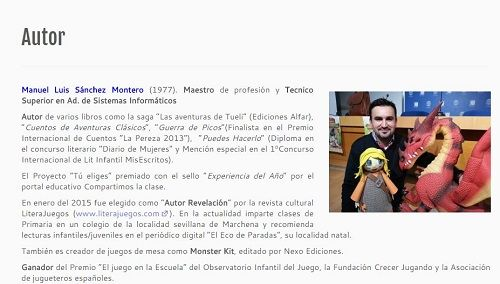 blog Manuel Luís Sánchez Montero