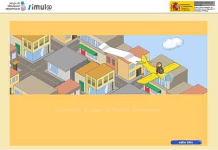 simula emprendimiento