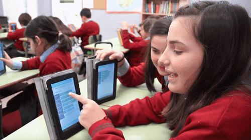 Snappet personaliza el aprendizaje de cada alumno 1