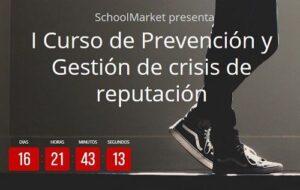 I Curso de Prevención y Gestión de Crisis de Reputación para colegios