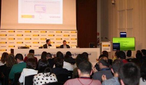 La tecnología mejora los procesos de enseñanza y aprendizaje, según Samsung 3