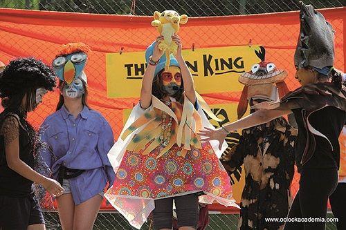 Teatro y aventura en los Summers Camps de Academia On Time 3