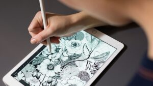 6 lápices digitales para dibujar en tabletas 5