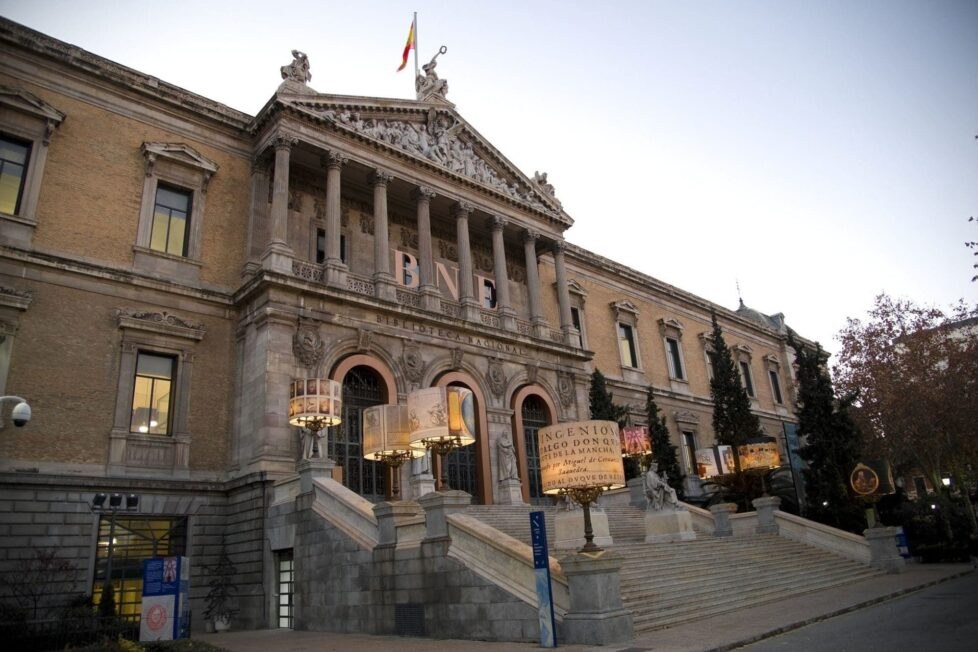 Descubre la Biblioteca Nacional de España y su fondo on line 3