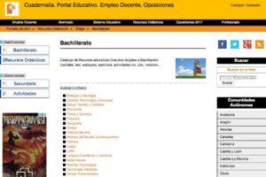 20 recursos para preparar la EBAU (antigua PAU o Selectividad) 15