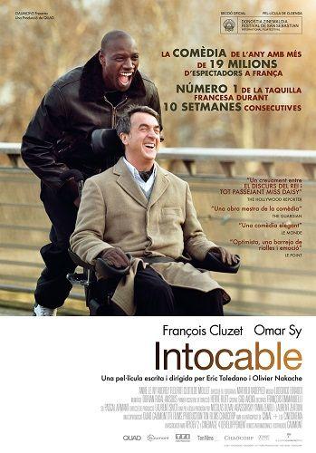 Intocable películas para abordar la resiliencia