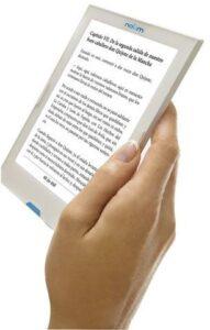 10 lectores de libros electrónicos para los devoradores de libros 7