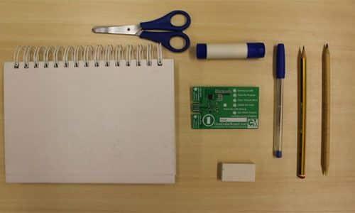 One Dollar Board, la placa para enseñar electrónica y programación que cuesta 1 dólar 1