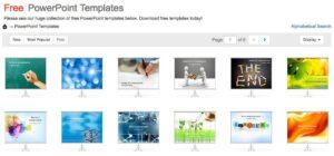 Los mejores sitios para descargar plantillas PowerPoint gratis para usar en clase 3