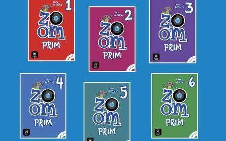 ZOOM PRIM, el nuevo método de enseñanza de francés de Macmillan Education 3