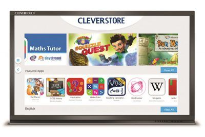 CleverTouch Serie Plus